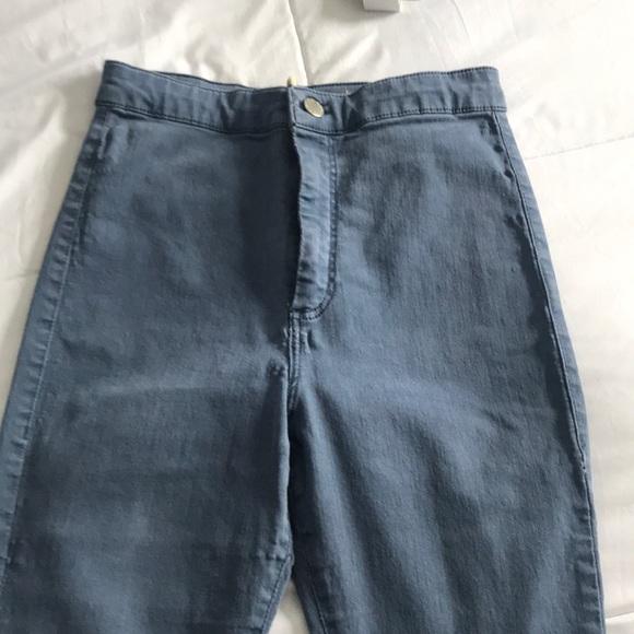 Topshop Denim - Joni High Waisted Jeans